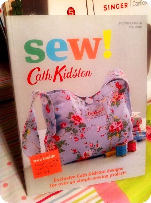 Cath Kidston Sew Shoulder Bag Instructions 71
