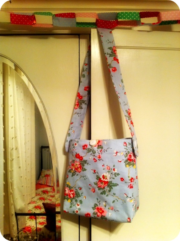 Cath Kidston Sew Shoulder Bag Instructions 38