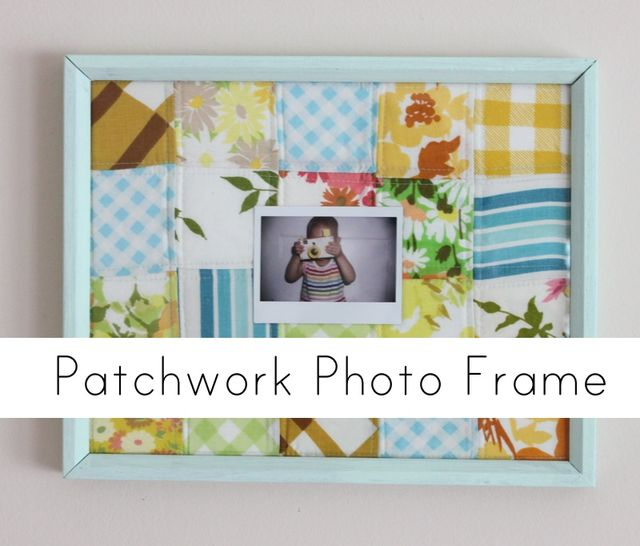 Smile & Wave photo frame